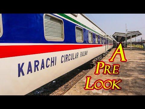 Karachi Circular Railway   A Pre-Look Before Inauguration