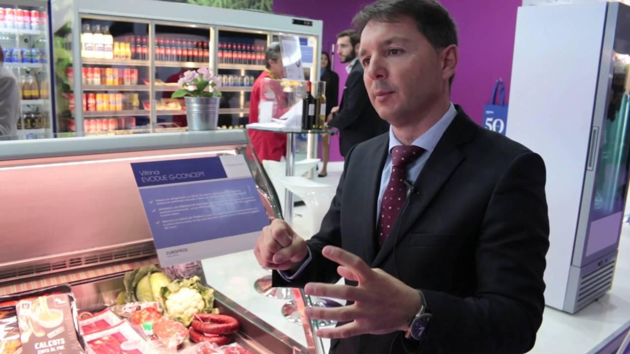 Eurofred en Alimentaria 2016