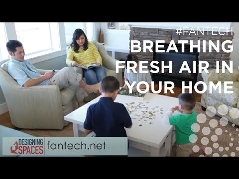 Breathing Fresh Air in Your Home