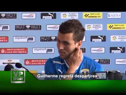 Guilherme regreta despartirea
