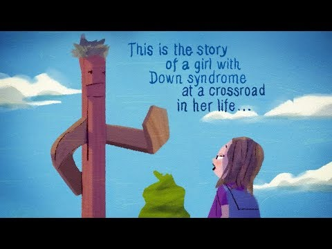 Watch video LEA GOES TO SCHOOL | March 21 - World Down Syndrome Day | #IncludeUsFromTheStart