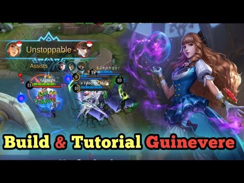 TOP GLOBAL GUINEVERE || CARA PAKAI HERO GUINEVERE || BUILD TERSAKIT GUINEVERE