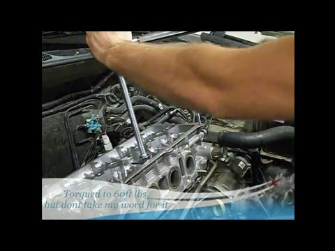 Toyota Camry Rav4 Highlander 2AZFE stripped head bolt gasket repair NS300L how to fix