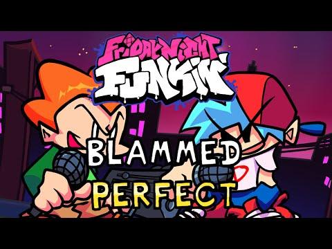 Friday Night Funkin' - Blammed - HARD - Perfect