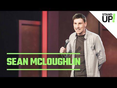 Comedian Sean McLoughlin Learns To Be Single Again - Thời lượng: 6 phút.