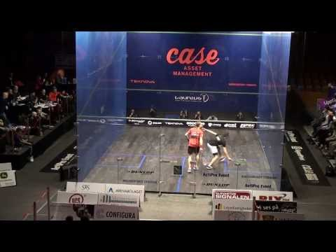 Swedish Open in Squash 2014 - Final