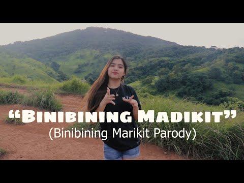 Binibining Madikit (Binibining Marikit Parody)