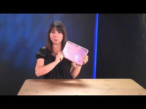 Pink Chic HP Mini Notebook 110