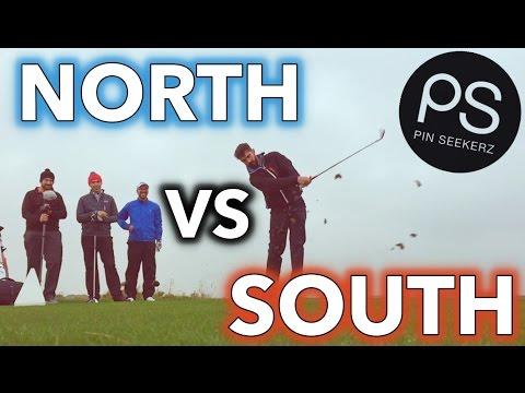 Rick Shiels & Peter Finch vs Steve Buzza & James Pickard - YouTube Golf Match Part 2