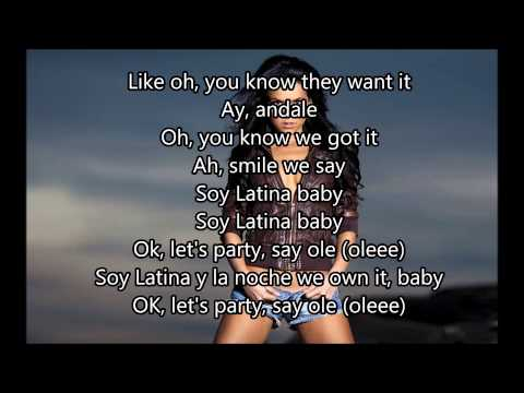 Video INNA - Cola Song (feat. J Balvin) (Lyrics) download in MP3, 3GP, MP4, WEBM, AVI, FLV January 2017