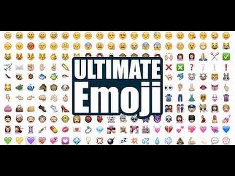 Copy & Paste emojis