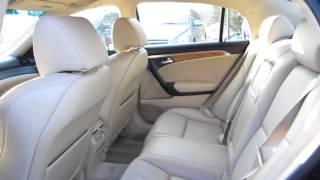 8. 2004 Acura TL, Nighthawk Black Pearl - STOCK# 14748A - Interior
