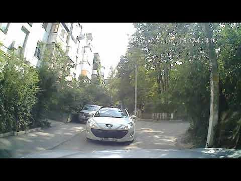 ДТП в Симферополе переулок Заводской