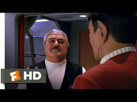 Star Trek: The Undiscovered Country (2/8) Movie CLIP - He's Planning His Escape (1991) HD