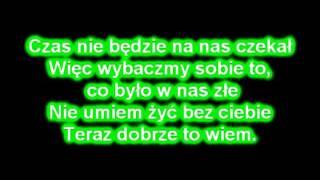 Blue Cafe - Czas nie będzie na nas czekał  + tekst (lyrics)