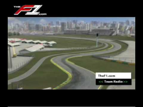Vuelta virtual al Circuito de Interlagos