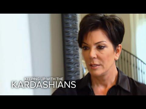 KUWTK | Kris Jenner Breaks Down Over Loss of Bruce | E!