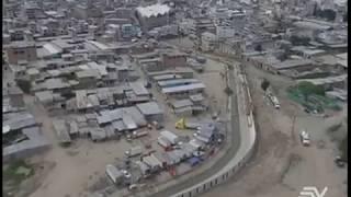 Tensión por muro en frontera entre Ecuador y Perú