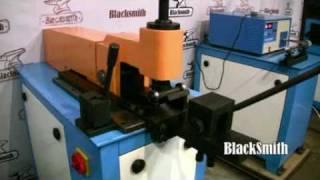 """Кузнечный станок для """"плотной"""" лапки LP-120 BlackSmith"""