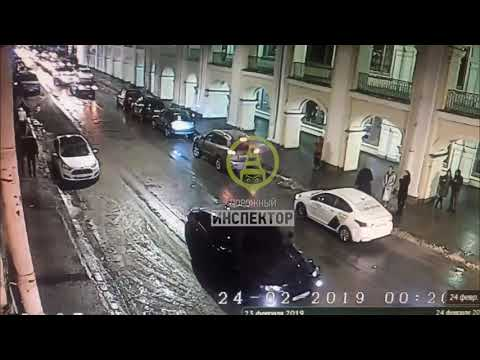 Как ехал водитель BMW X6 и затянулся шариком... От затяга, до трагедии...