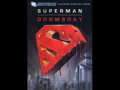 Superman: Doomsday  - comics - 2007 - trailer