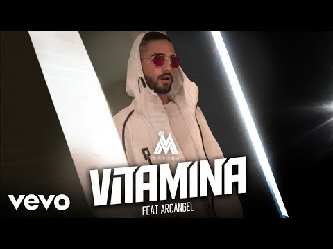 Letra Vitamina Maluma Ft Arcángel