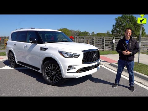 Is the 2020 Infiniti QX80 Edition 30 the KING of full-size luxury SUVs?