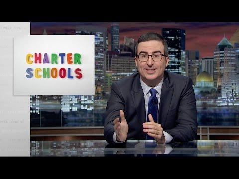 John Oliver on Charter Schools