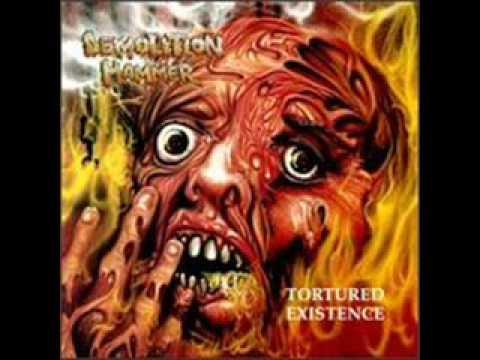 Demolition Hammer - Gelid Remains online metal music video by DEMOLITION HAMMER