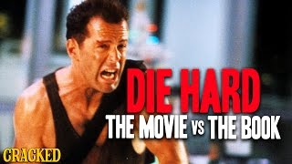 Did You Know Die Hard Was a (Terrible) Book