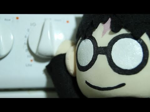 Potter Puppet Pals: Draco Puppet