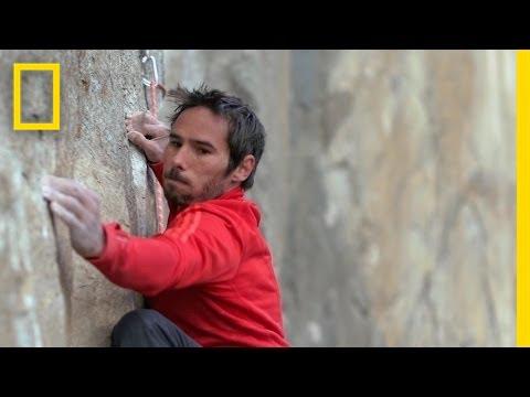 World's Hardest Climb Goal of Yosemite Wall Climber | National Geographic (видео)