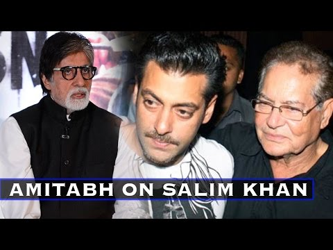 Here's What Amitabh Bachchan Has To Say About Salm