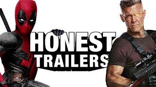 Honest Trailers - Deadpool 2 (Feat. Deadpool)