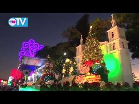 Celebran a la Virgen María en la Avenida Bolívar con diversas expresiones artísticas y  culturales