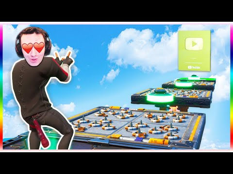 ProHenis 1,000,000 Subscriber Deathrun! (Fortnite Creative Mode)