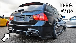 Throughout the years I've filmed at many different car meets. In this compilation I will show you the loudest supercars/tuner cars I've recorded so far.1) Mercedes-Benz C63 AMG (W204) w/ iPE exhaust (/straight pipe)2) BMW 335i (e91) 870 bhp single turbo N54 (JB4 Tuning)3) Lamborghini Aventador LP700-4 w/ Capristo carbon exhaust (or Akrapovic exhaust)4) Ford Mustang GT 5.0 (6th gen.) w/ decatted exhaust system5) Audi R8 4.2 FSI Quattro / Audi S5 4.2 FSI (straight piped)