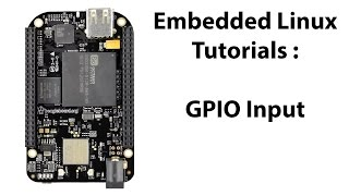 This video shows how to configure the pins on the BeagleBone Black as GPIO pins to interface with the Button on the BBB Learning Board. The Linux version being used in this video is Debian 8.6 but should also work for Debian 7.11.Buy the board here:https://www.tindie.com/products/AllAboutEE/beaglebone-black-embedded-linux-learning-board/