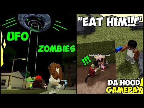 FEEDING PLAYERS TO MY PET ZOMBIE IN ROBLOX 🧟♂️😂