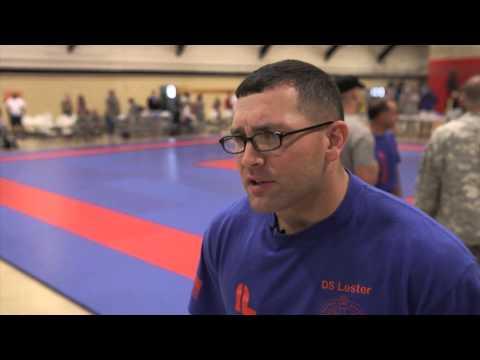 Combatives Tournament 2014 Fort Dix