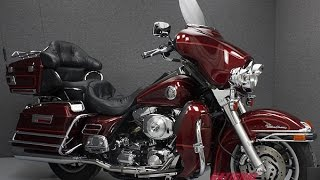 10. 2001  HARLEY DAVIDSON  FLHTCUI ELECTRA GLIDE ULTRA CLASSIC   - National Powersports Distributors