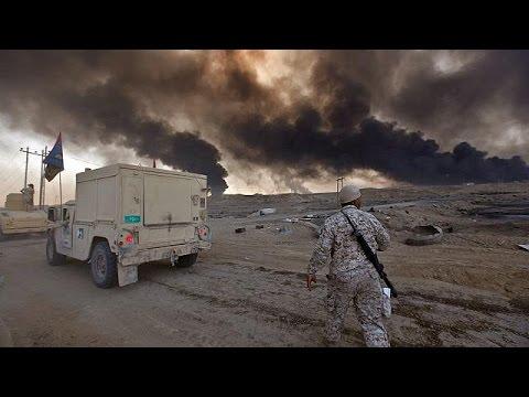 Ιράκ: Διαρροή τοξικού στη Μοσούλη – Στην πόλη παγιδευμένος ο ηγέτης του Ισλαμικού Κράτους