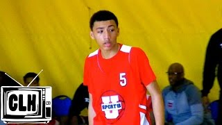 Jahvon Quinerly Smooth Freshman with NBA Range - Class of 2018 Basketball