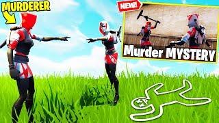 *NEW* MURDER MYSTERY Custom Gamemode In Fortnite Battle Royale!   W/ Lachlan, Vikkstar123 & Sp33dy