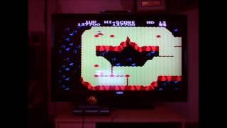 Dig Dug II (NES/Famicom Emulated) by DuggerVideoGames