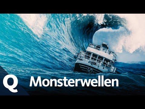 Monsterwellen: Seemannsgarn oder reale Gefahr?