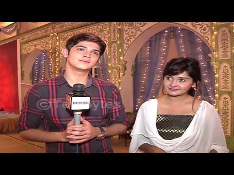 Rohan and Kanchi aka Naksh and Gayu of YRKKH talks