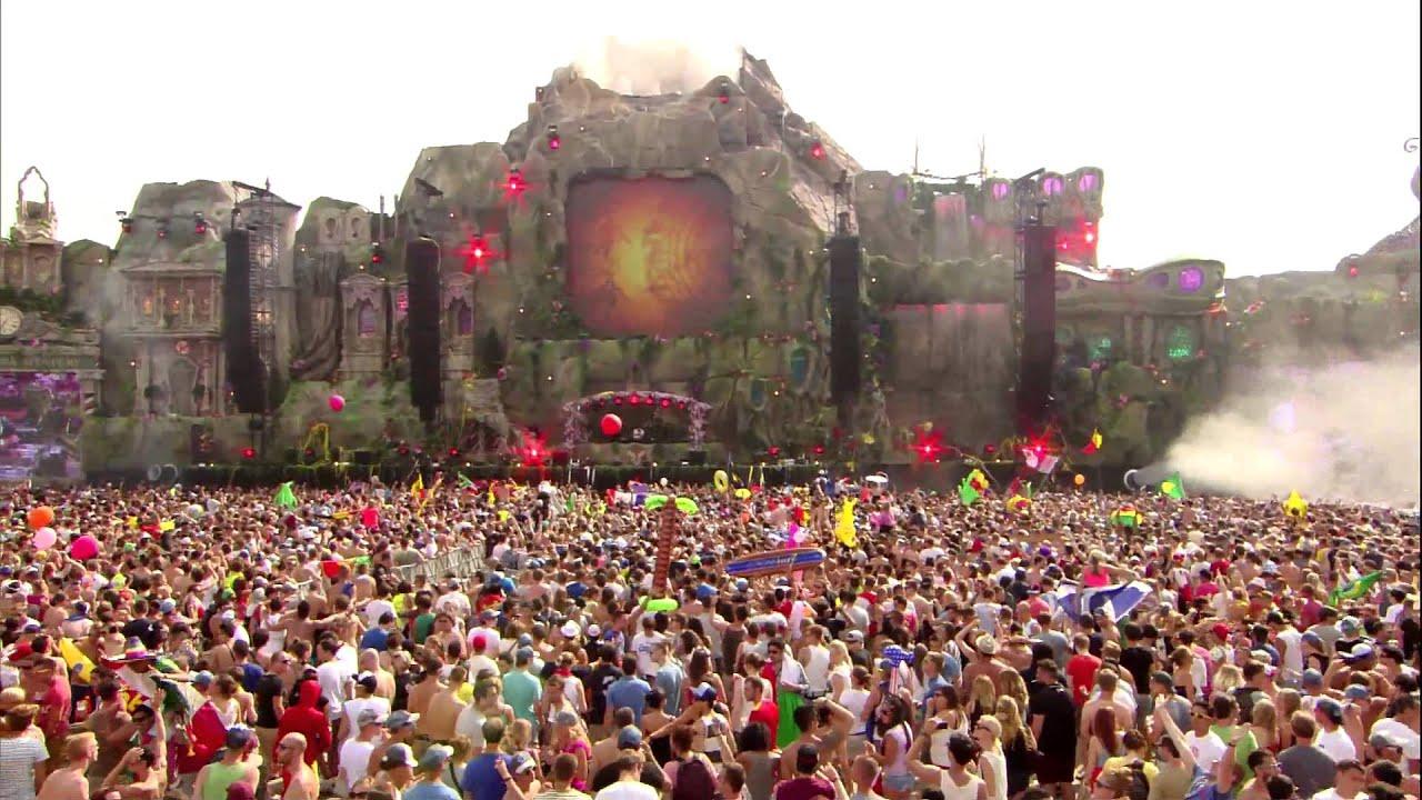 Yves V - Live @ Tomorrowland 2013