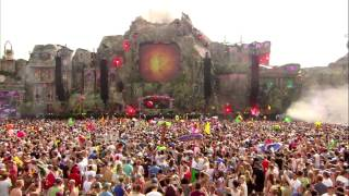 YVES V「LIVE AT TOMORROWLAND 2013」
