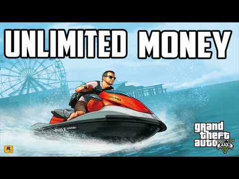 GTA 5 – Unlimited/Infinite Money Glitch! How To Make Money FAST! (Grand Theft Auto 5 Gameplay)